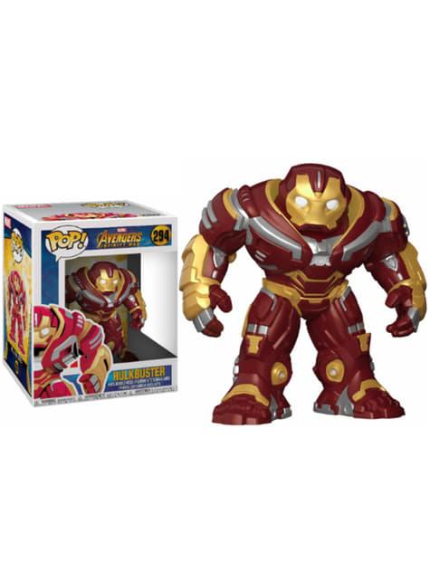 Funko POP! Bobble Grand Modèle: Hulkbuster - Avengers: Infinity War