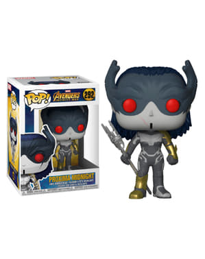 Funko POP! Bobble: Proxima Midnight - Los Vengadores: Infinity War