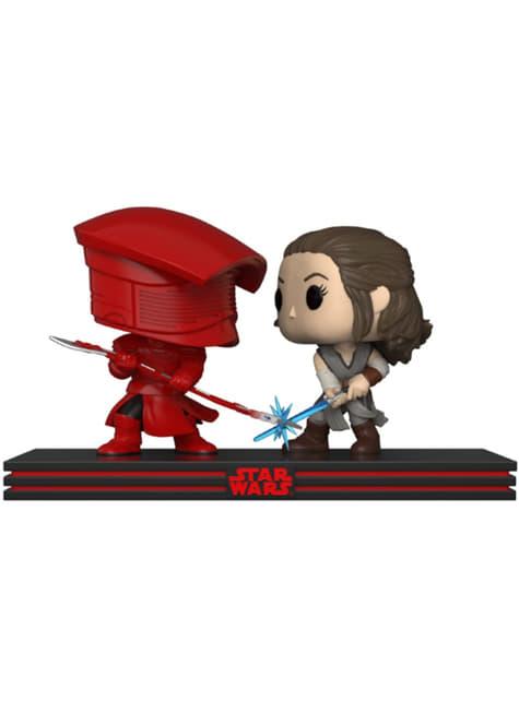 Funko POP! Rey & Guardia Pretoriano - Star Wars The Last Jedi