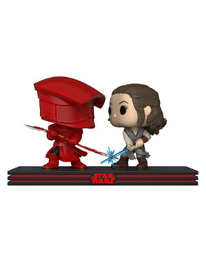 Funko POP! Rey & Praetorian Guard - Star Wars: The Last Jedi