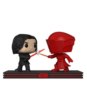 Funko POP! Kylo & Praetorian Guard - Star Wars: The Last Jedi