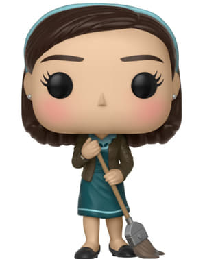 Funko POP! Elisa with Broom - Shape of Water
