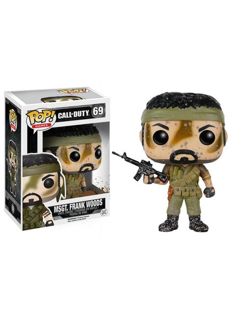Funko POP! Frank Woods - Call of Duty