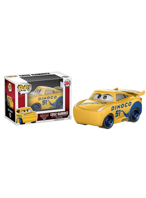 Funko POP! Cruz - Cars 3