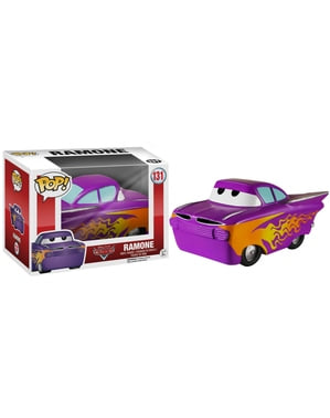 Funko POP! Ramone - Cars