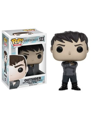 Funko POP! Outsider - Dishonored 2
