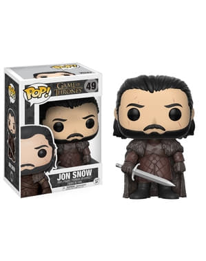 Funko POP! Jon Snow Season 7 - Game of Thrones