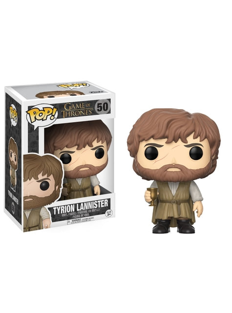 Funko POP! Tyrion Lannister (saison 7) - Game of Thrones
