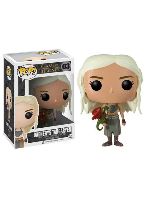 Funko POP! Daenerys Targaryen - Juego de Tronos