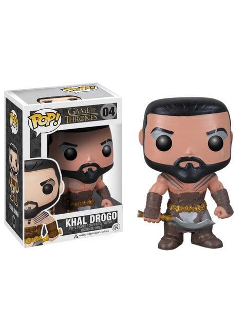 Funko POP! Khal Drogo - Juego de Tronos