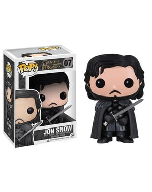 Funko POP! Jon Snow - 게임의 왕좌