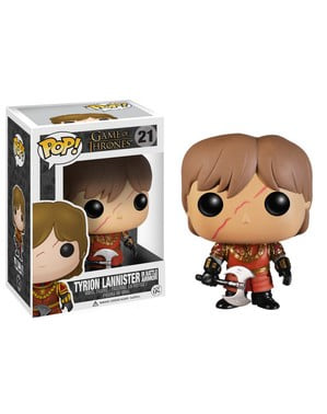 Funko POP! Tyrion in Battle Armour - Game of Thrones