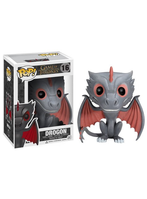 Funko POP! Drogon - Juego de Tronos