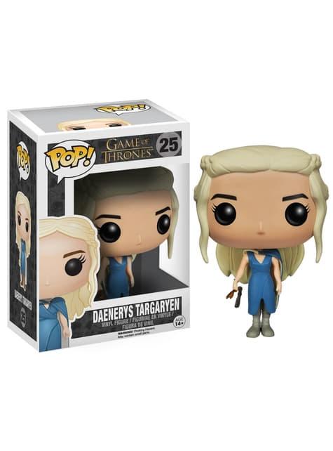 Funko POP! Mysha Daenerys (vestido azul) - Juego de Tronos