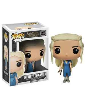 Funko POP! Mysha Daenerys blue dress - Game of Thrones