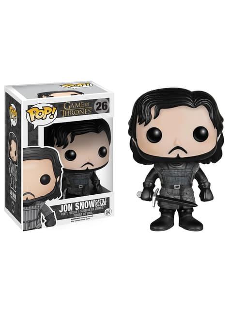Funko POP! Jon Snow Castle Black - Game of Thrones