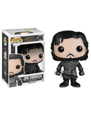 Funko POP! Jon Snow Château noir - Game of Thrones