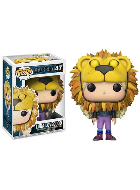 Funko POP! Luna Lovegood with Lion Head - Harry Potter