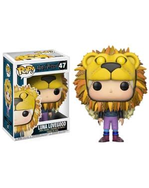 Funko POP! Luna Lovegood dengan Kepala Singa - Harry Potter