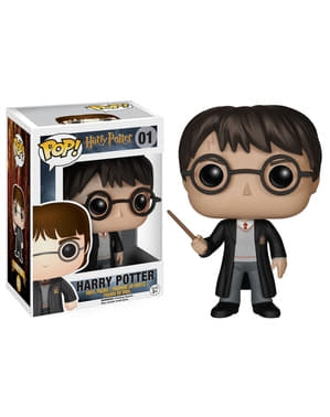 Funko POP! Harry Potter with Wand