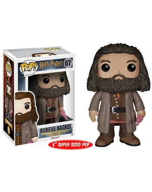 "Funko POP! 6 ""Rubeus Hagrid - Harry Potter"
