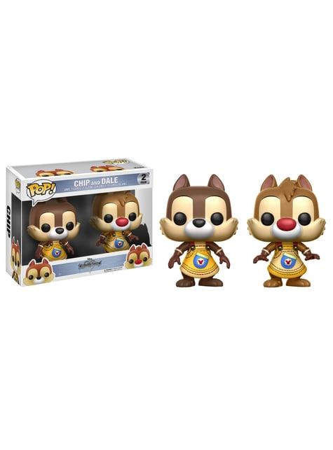 Funko POP! Chip & Dale - Kingdom Hearts