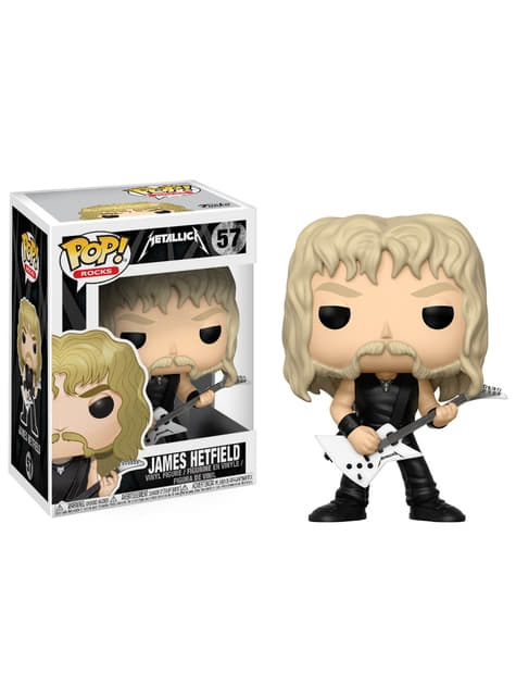 Funko POP! James Hetfield - Metallica
