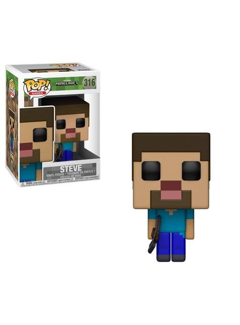 Funko POP! Steve - Minecraft