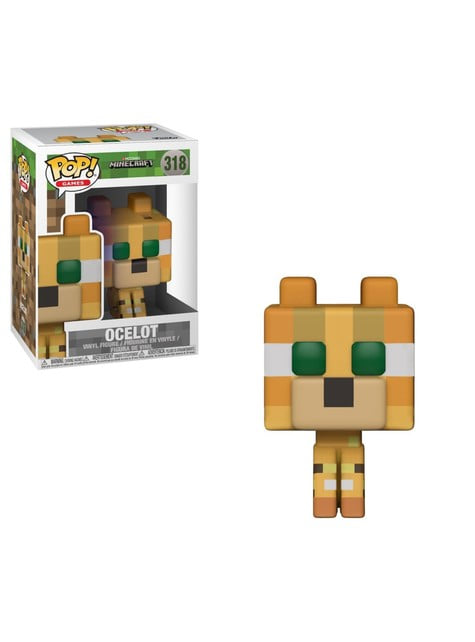 Funko POP! Ocelote - Minecraft