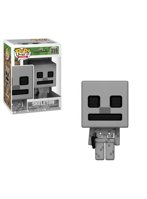 Funko POP! Skeleton - Minecraft