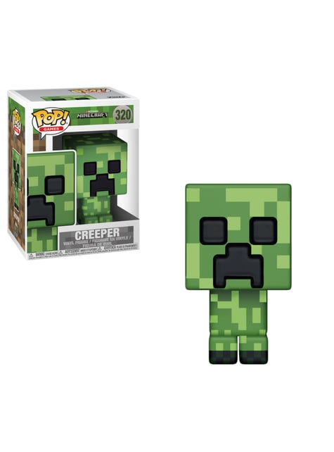 Funko POP! Creeper - Minecraft
