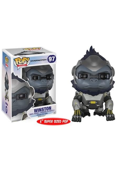 Funko POP! Extra grande: Winston - Overwatch