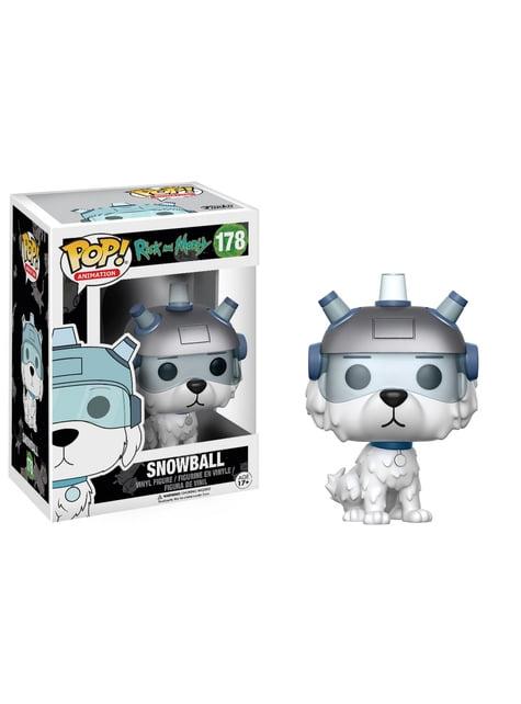 Funko POP! Snowball - Rick & Morty