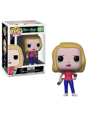 Funko POP! Beth with Wine Glass - Rick & Morty