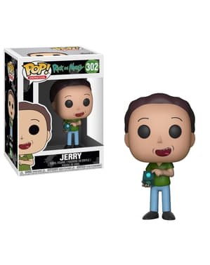 Funko POP! Jerry - Rick y Morty