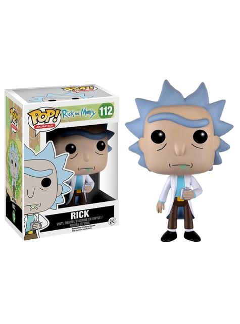 Funko POP! Rick - Rick y Morty