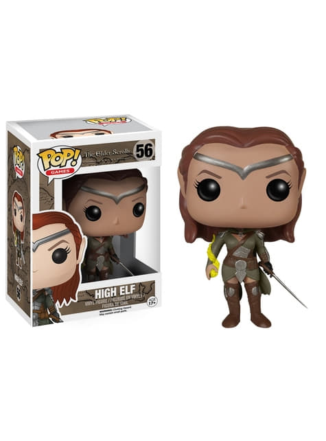 Funko POP! High Elf - Skyrim