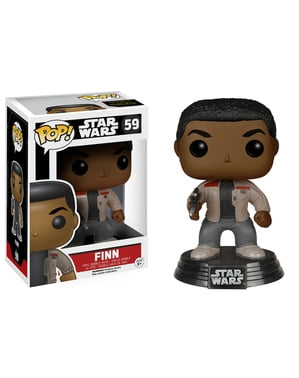 Funko POP! Bobble Finn - Star Wars: The Force Awakens