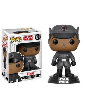 Funko POP! Bobble Finn - Star Wars: The Last Jedi