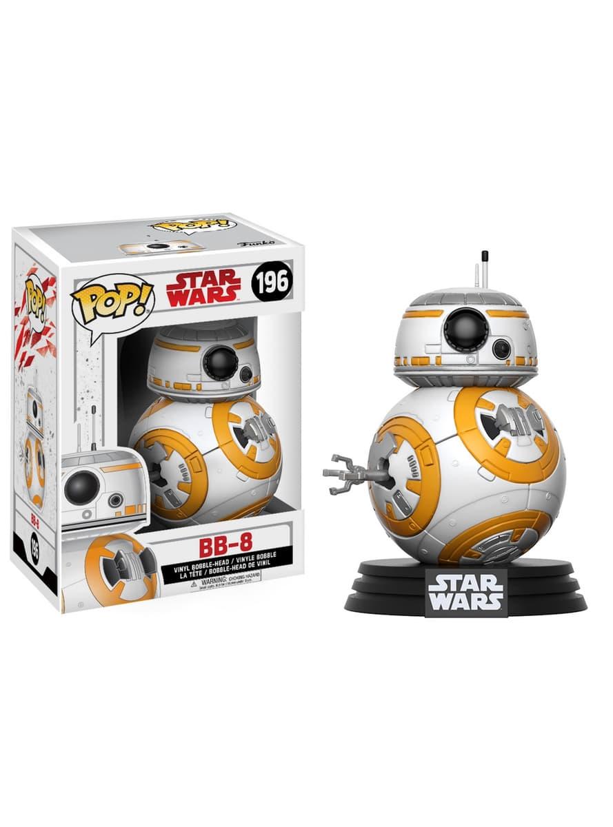 Funko Pop Bobble Bb 8 Star Wars The Last Jedi
