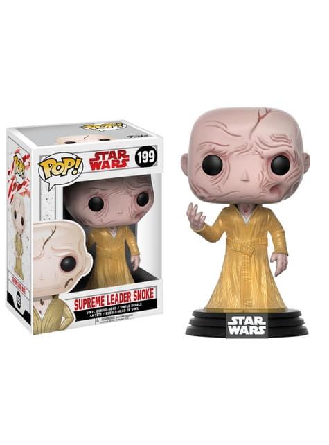 Funko POP! Bobble Suprême leader Snoke - Star Wars: Les Derniers Jedi