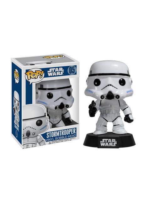 Funko POP! Bobble Stormtrooper - Star Wars