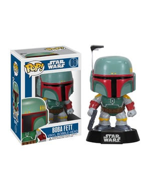 Funko POP! Bobble Boba Fett - Star Wars