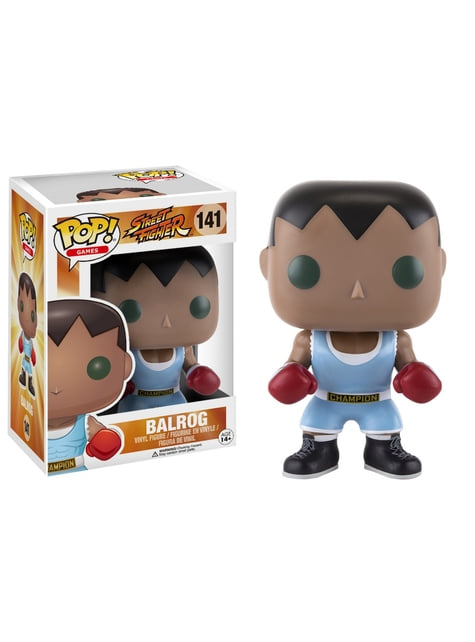 Funko POP! Balrog - Street Fighter