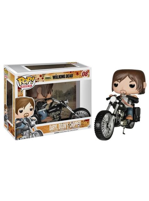 Funko POP! Rides: Daryl Dixon Chopper - The Walking Dead