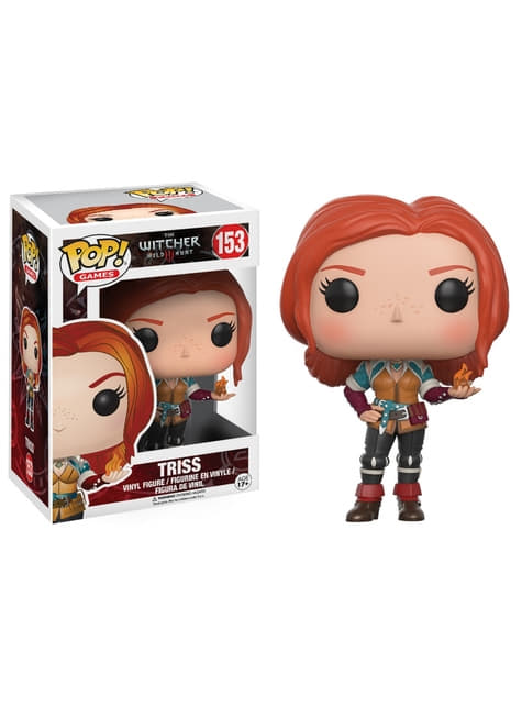 Funko POP! Triss - The Witcher