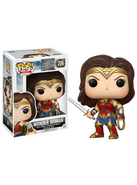 Funko POP! Wonder Woman - Justice League