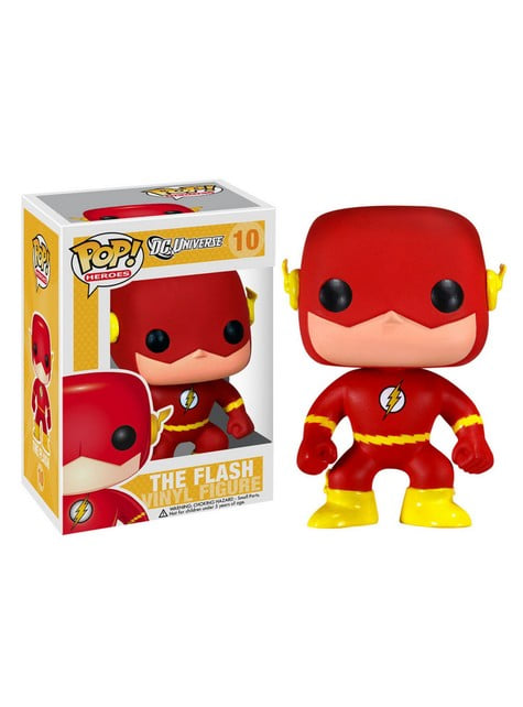 Funko POP! Flash - DC Comics