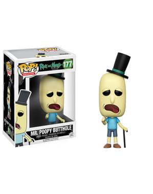 फ़नको POP! श्री पूपी बुटेल - रिक और मोर्टी