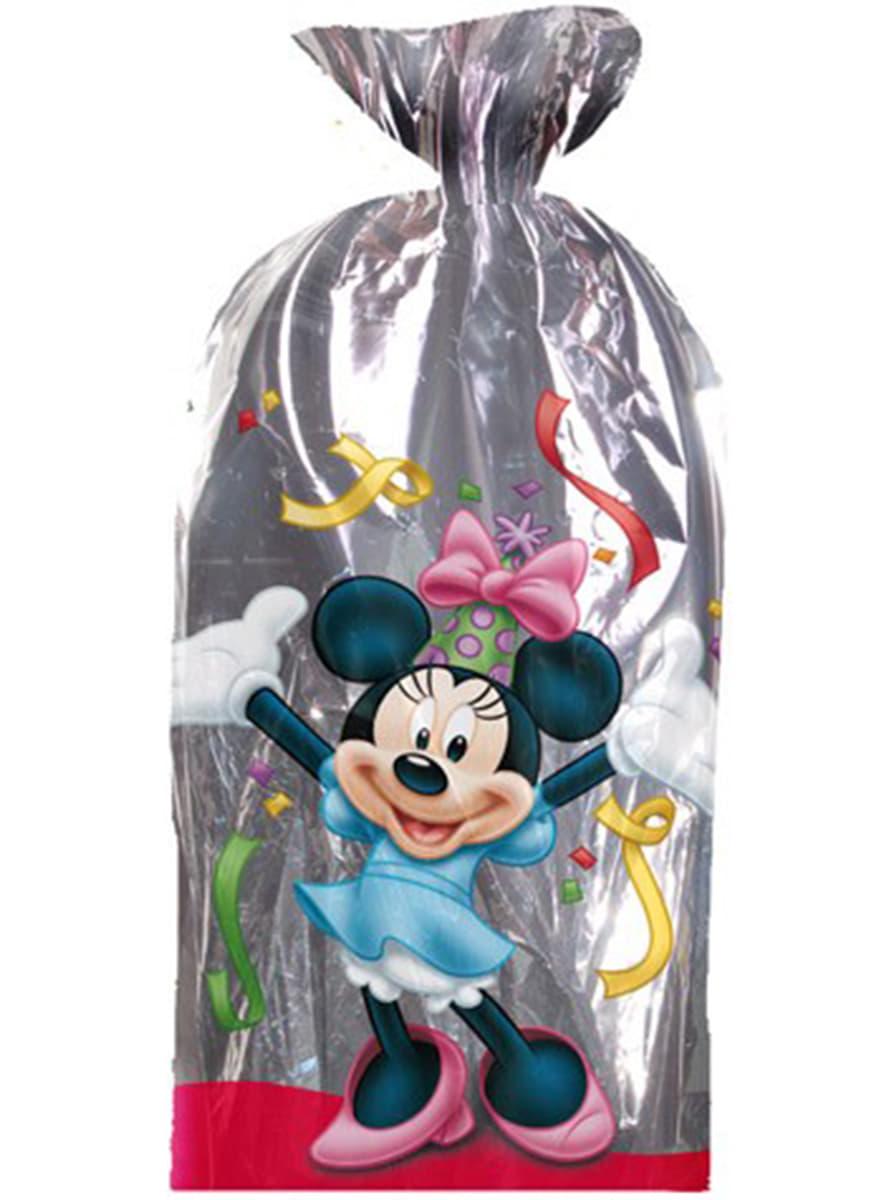 Fiesta Cumpleaños Minnie Mouse Celebra Tu Día Con Minnie